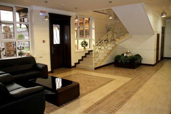 Отель Городок - 17