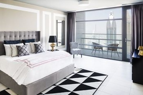 Dream Inn Dubai Apartments - Index Tower - 33