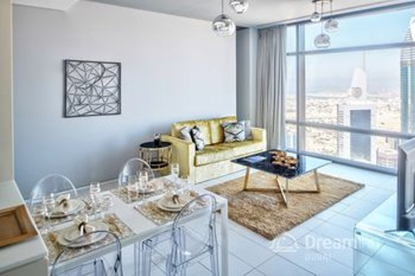 Dream Inn Dubai Apartments - Index Tower - 18