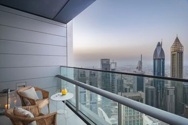Dream Inn Dubai Apartments - Index Tower - 22