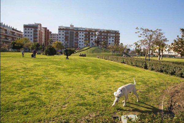 Apartamento con Piscina en Parque Litoral - фото 18