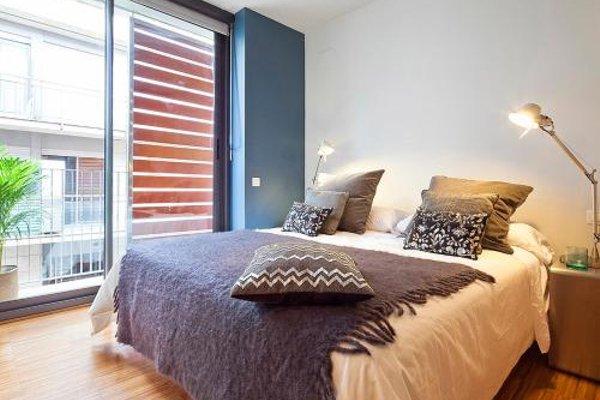 Apartment Barcelona Rentals - Attic Terrace apartment - фото 14