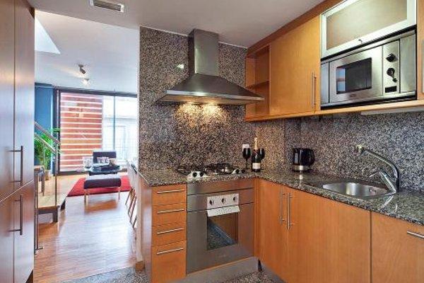 Apartment Barcelona Rentals - Attic Terrace apartment - фото 11