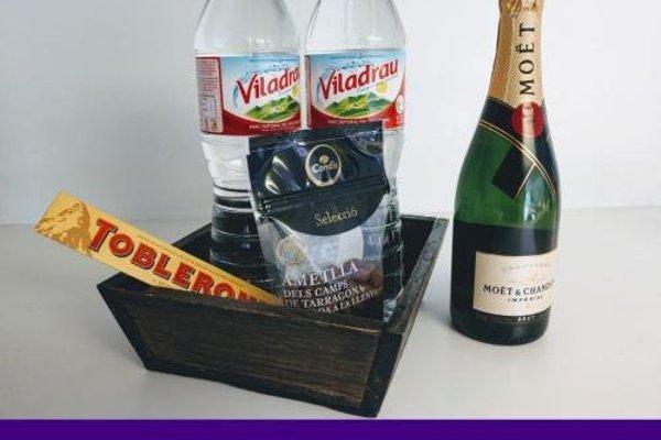 Apartment Barcelona Rentals - Attic Terrace apartment - фото 3