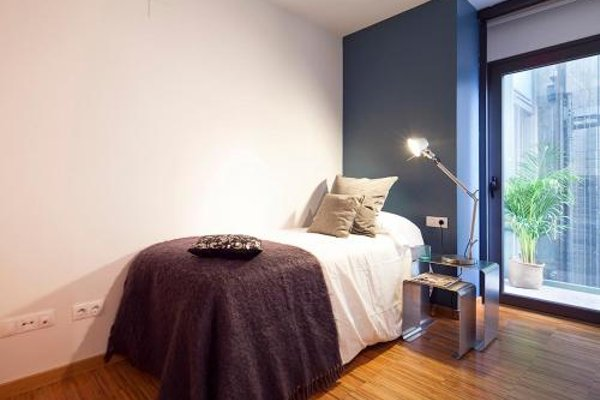 Apartment Barcelona Rentals - Attic Terrace apartment - фото 6