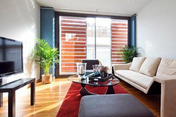 Apartment Barcelona Rentals - Attic Terrace apartment - фото 9