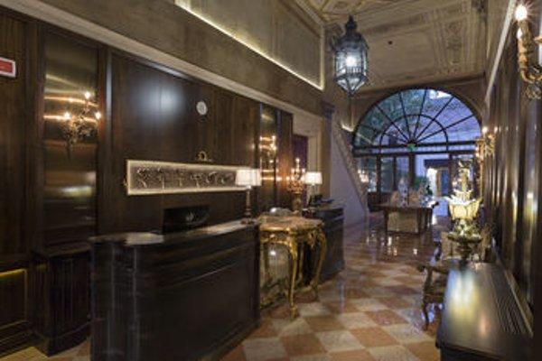 Palazzo Venart Luxury Hotel - фото 13