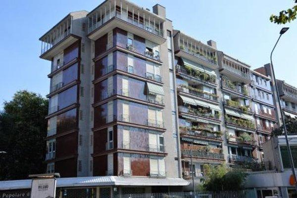 Belisario Fiera Milano Apartment - фото 22