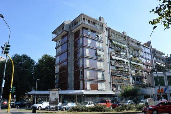 Belisario Fiera Milano Apartment - фото 23