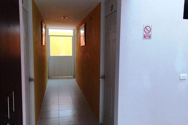 Alojamientos Santiago Universidad - фото 10