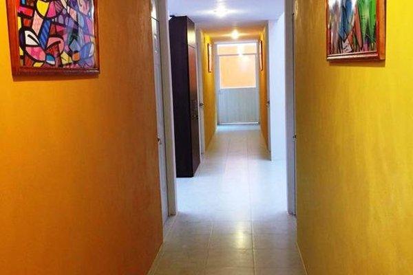 Alojamientos Santiago Universidad - фото 12