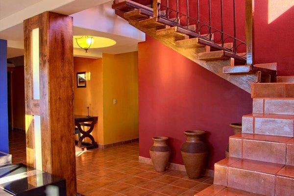 Casas de Bodegas del Valle by Hotel Boutique Valle de Guadalupe - фото 15