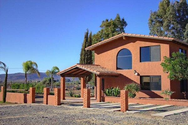 Casas de Bodegas del Valle by Hotel Boutique Valle de Guadalupe - фото 22
