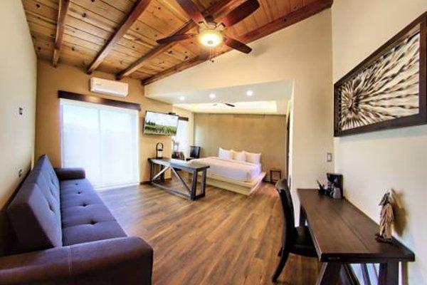 Casas de Bodegas del Valle by Hotel Boutique Valle de Guadalupe - фото 5