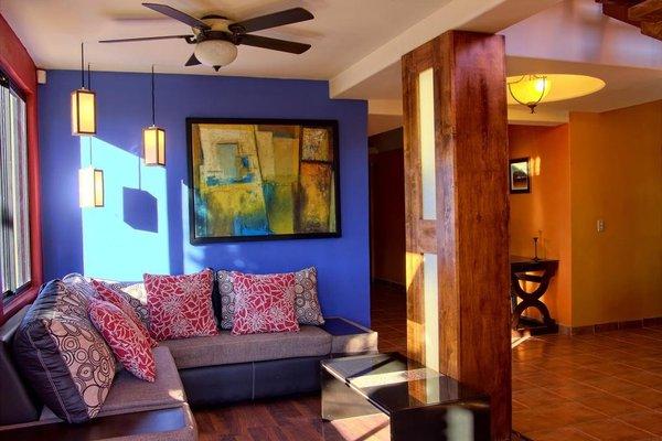 Casas de Bodegas del Valle by Hotel Boutique Valle de Guadalupe - фото 9