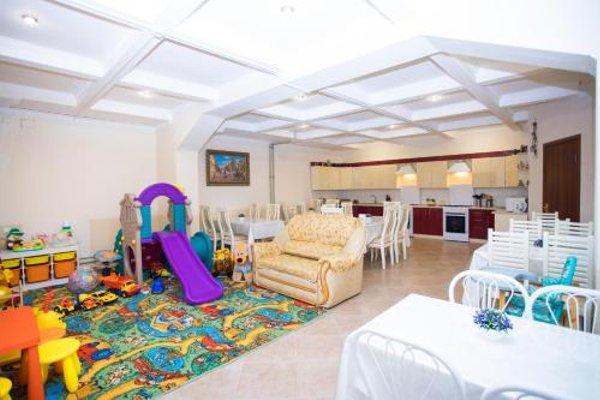 Eros Hotel - фото 8