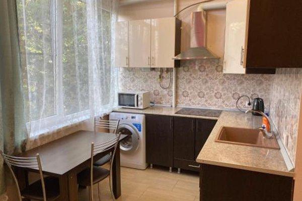 Apartment Uchitelyskaya 27A - фото 15