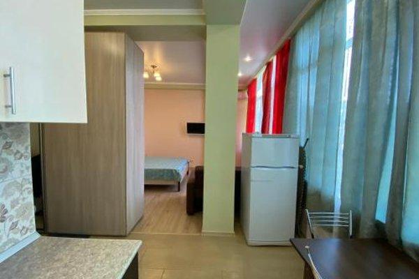 Apartment Uchitelyskaya 27A - фото 12