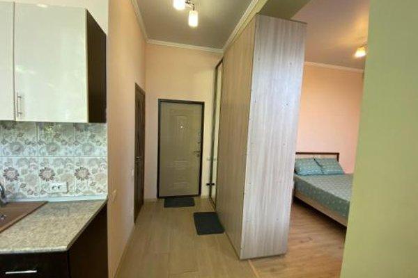 Apartment Uchitelyskaya 27A - фото 14