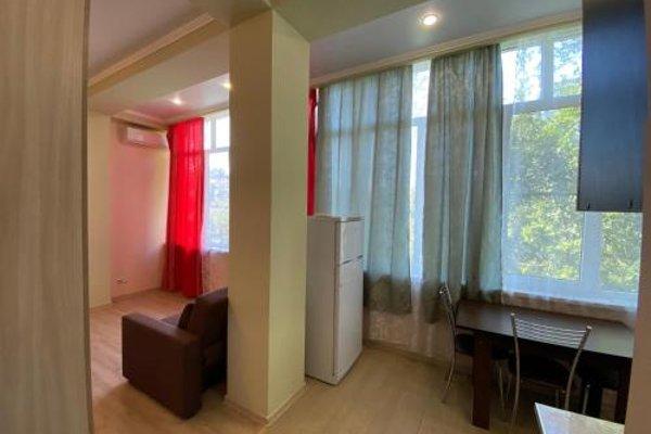 Apartment Uchitelyskaya 27A - фото 9