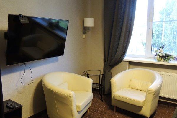 Отель Игуасу - фото 4