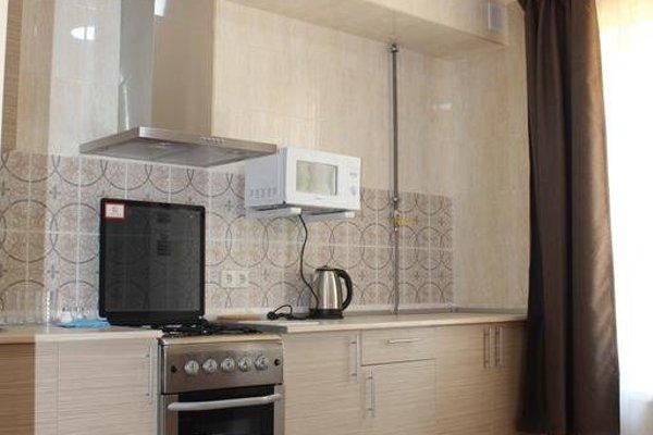 Aparthotel Chetyre sezona - фото 12