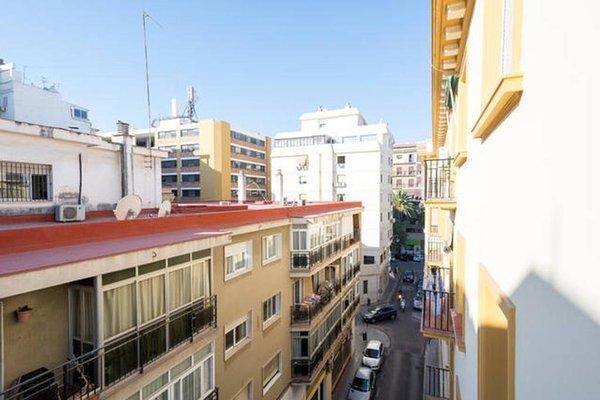 Atico Soho Malaga - фото 23