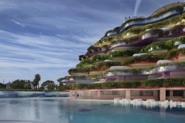 Las Boas Resort Ibiza sea view - фото 8