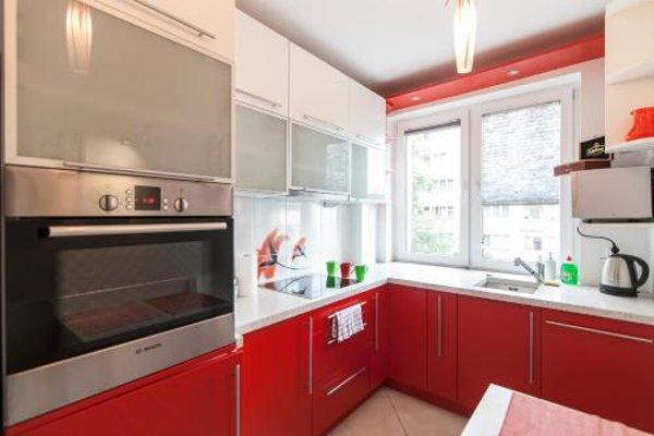 Apartament Centrum - Marii Sklodowskiej-Curie 6 - 14