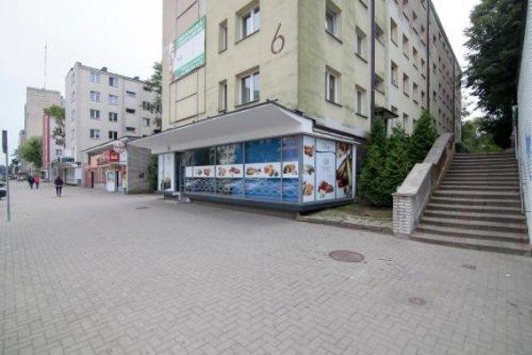Apartament Centrum - Marii Sklodowskiej-Curie 6 - 21