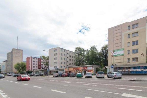 Apartament Centrum - Marii Sklodowskiej-Curie 6 - 22