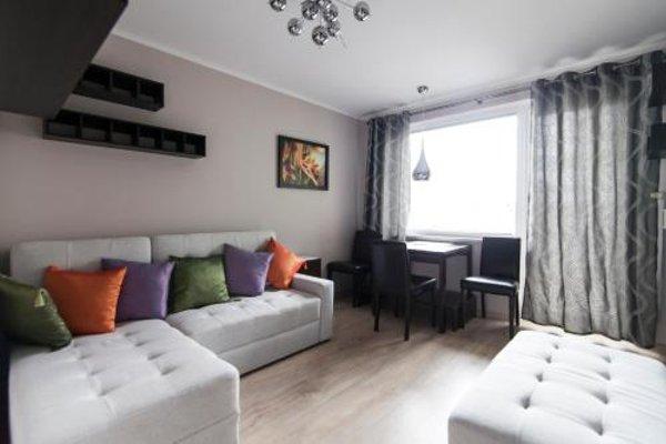 Apartament Centrum - Marii Sklodowskiej-Curie 6 - 4