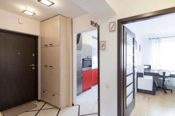 Apartament Centrum - Marii Sklodowskiej-Curie 6 - 8