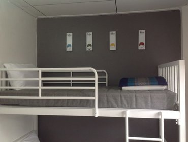 Apartments 2 Beds Dormitory Room (12sqm)