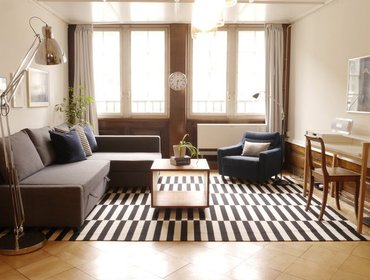 Апартаменты Centre of Bern's Old Town - Altstadt - 1 Bedroom Apartment