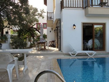 Apartments Lovely Villa in Datca with Pool In