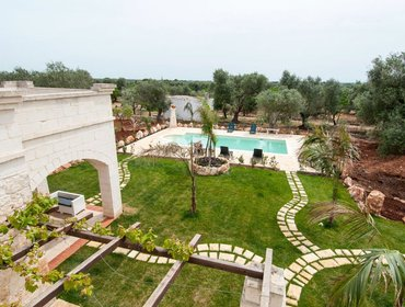 Apartments Villa Carruba: Charming Villa with Pool