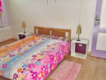 Apartments La Villa Manolua - a colorful, 2-bedroom villa built in a traditional Creole style with 2 terraces!