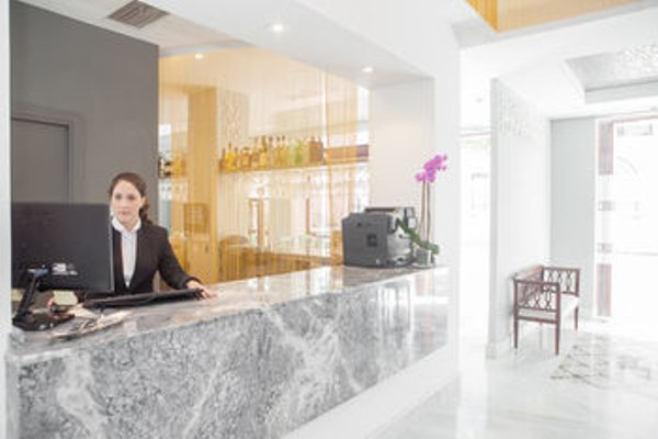 Hotel Soho Boutique Capuchinos - фото 16