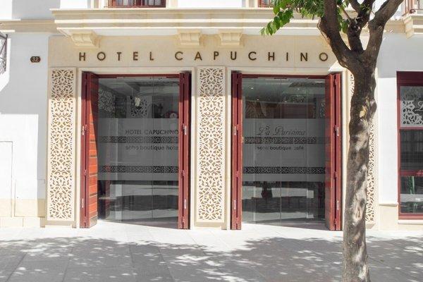Hotel Soho Boutique Capuchinos - фото 22