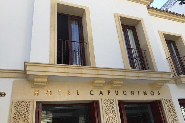Hotel Soho Boutique Capuchinos - фото 23