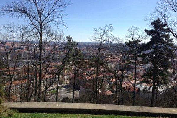Exclusive apartment on Zborovska - 10