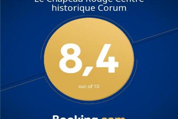 Le Chapeau Rouge Centre historique Corum - 19