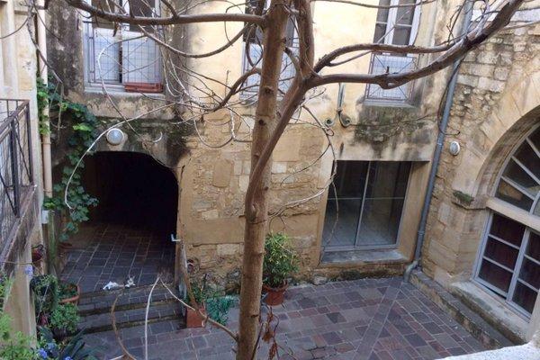 Le Chapeau Rouge Centre historique Corum - 22