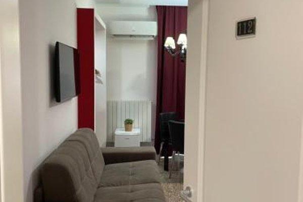 Angioino Rooms - фото 22