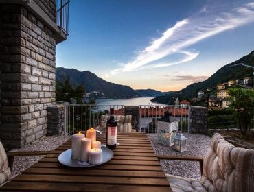 Апартаменты Como Lake Amazing View