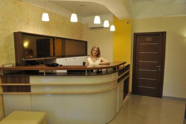 Малый отель на Черниковской - фото 18