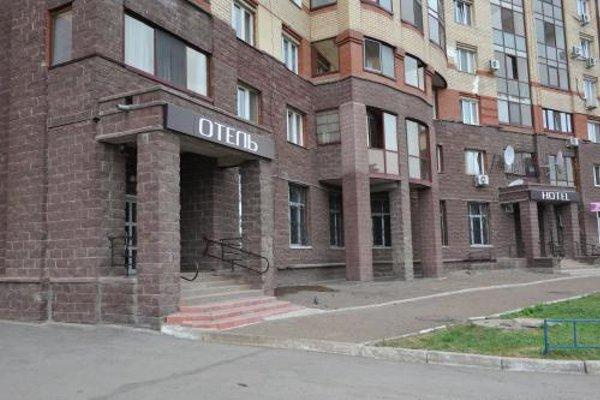Малый отель на Черниковской - фото 19