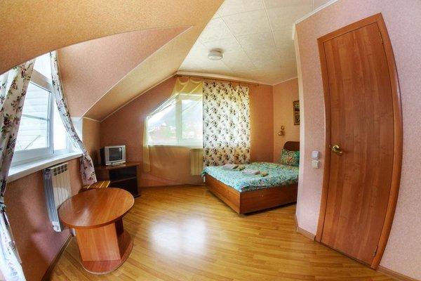 Мини-гостиница «Серебряные родники» - фото 4