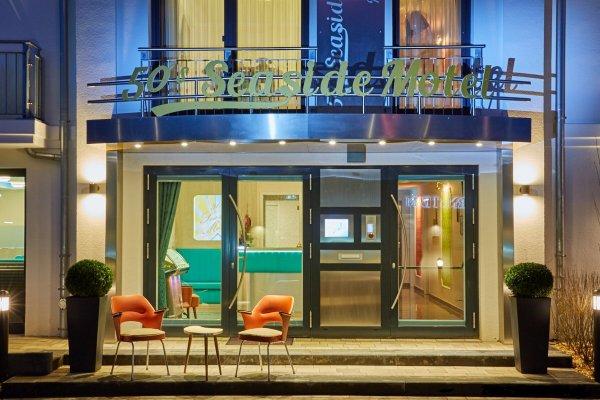 """Bernstein Hotel """"50`s Seaside Motel"""" - фото 21"""